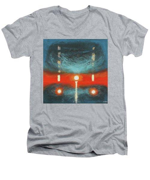 Reach For The Dead Men's V-Neck T-Shirt