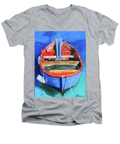 Ready Men's V-Neck T-Shirt