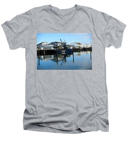Ready For Launch Men's V-Neck T-Shirt