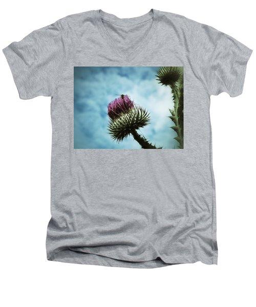 Ready For Take-off Men's V-Neck T-Shirt