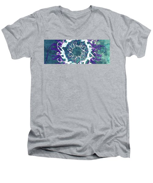 Receive And Believe 2 Men's V-Neck T-Shirt