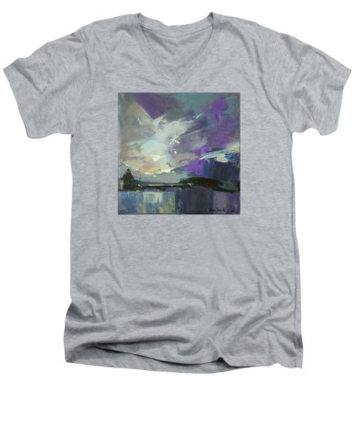Recollection Men's V-Neck T-Shirt