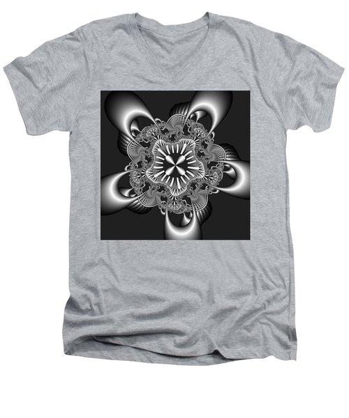 Recomizing Men's V-Neck T-Shirt