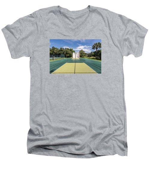 Recreation Men's V-Neck T-Shirt