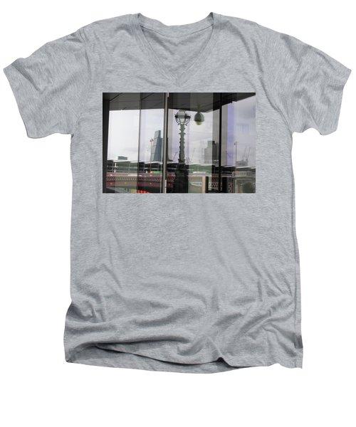 Refection Blackfriars Men's V-Neck T-Shirt