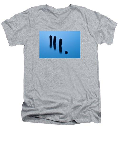 Reflecting Serenity - I Men's V-Neck T-Shirt