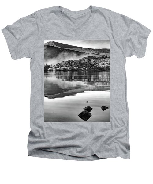 Reflections Of Derwent Men's V-Neck T-Shirt