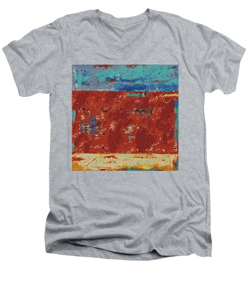 Refresh Men's V-Neck T-Shirt