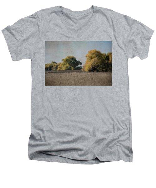 Refuge Men's V-Neck T-Shirt