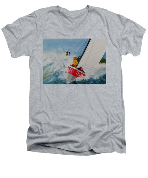 Regatta Men's V-Neck T-Shirt