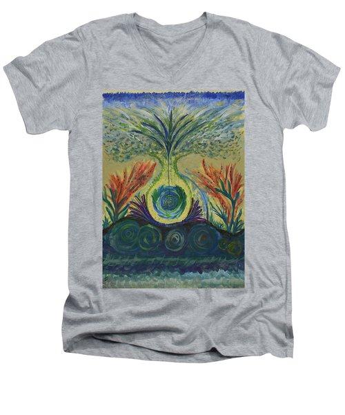 Release Men's V-Neck T-Shirt
