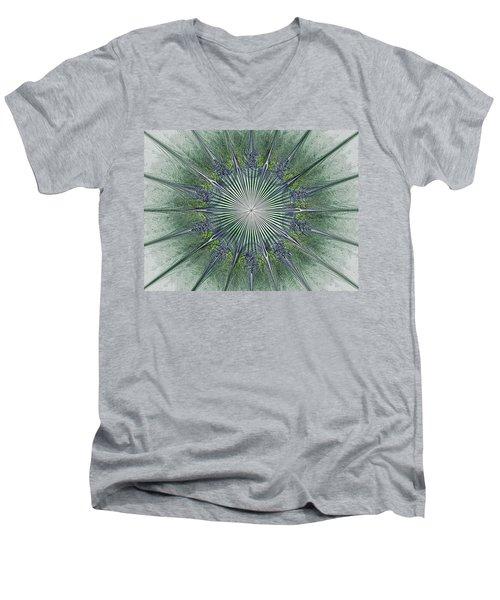 Relief Julian Star Men's V-Neck T-Shirt