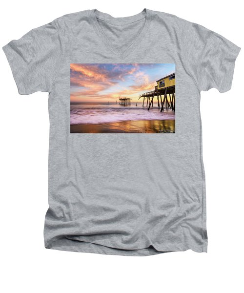 Remanants Men's V-Neck T-Shirt
