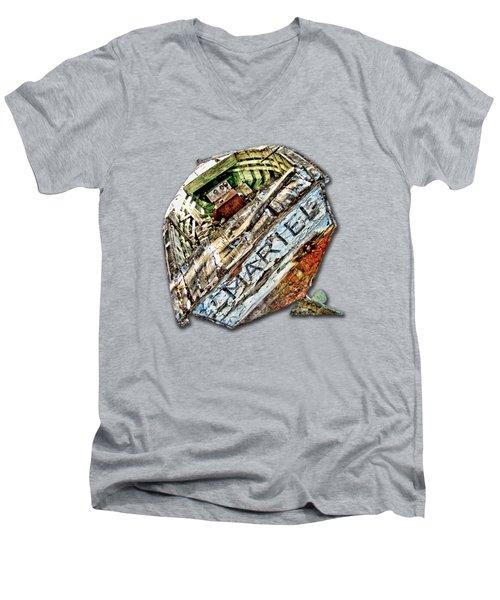Remember The Mariel Men's V-Neck T-Shirt