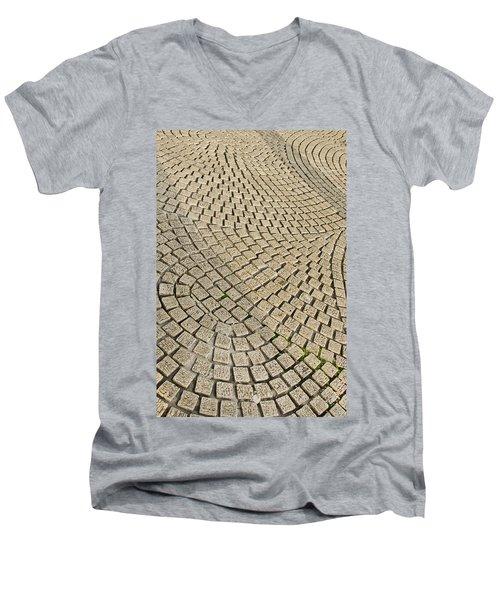 Repetitions Men's V-Neck T-Shirt