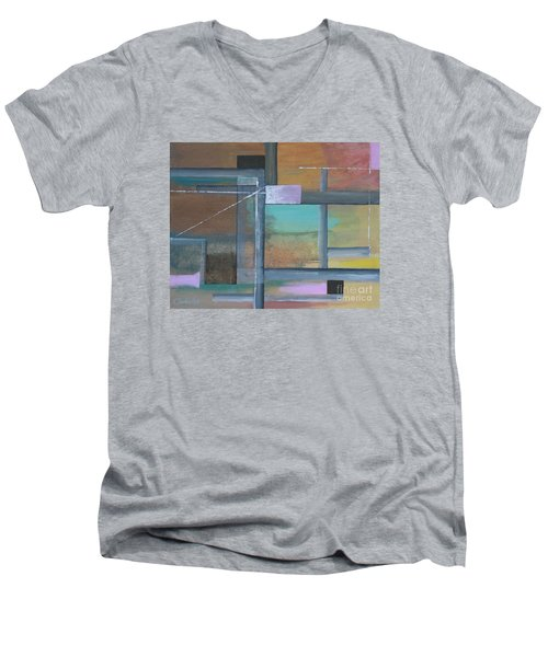 Requiem For The Prairie Men's V-Neck T-Shirt