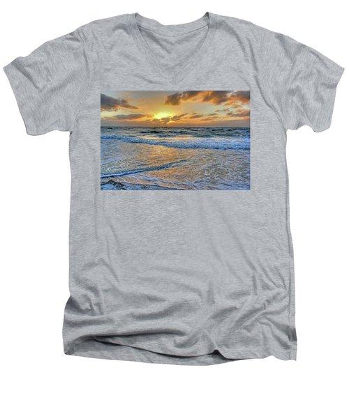 Restless Men's V-Neck T-Shirt