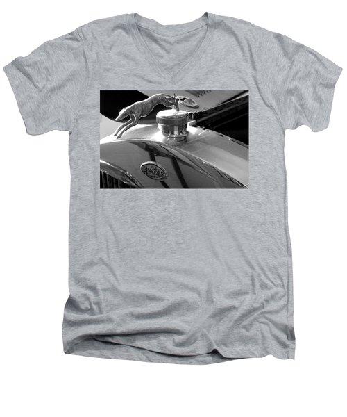 Retire Gracefully Men's V-Neck T-Shirt