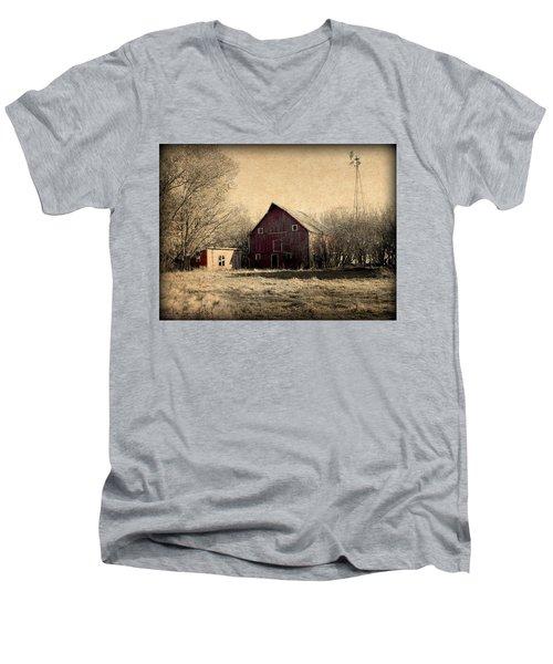 Retired 2 Men's V-Neck T-Shirt