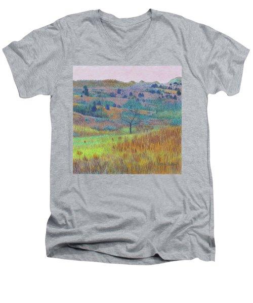 Return Of Green Dream Men's V-Neck T-Shirt