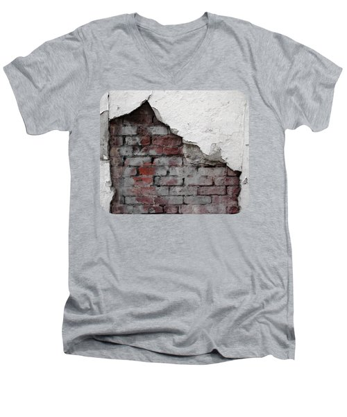 Men's V-Neck T-Shirt featuring the photograph Revealed by Ethna Gillespie