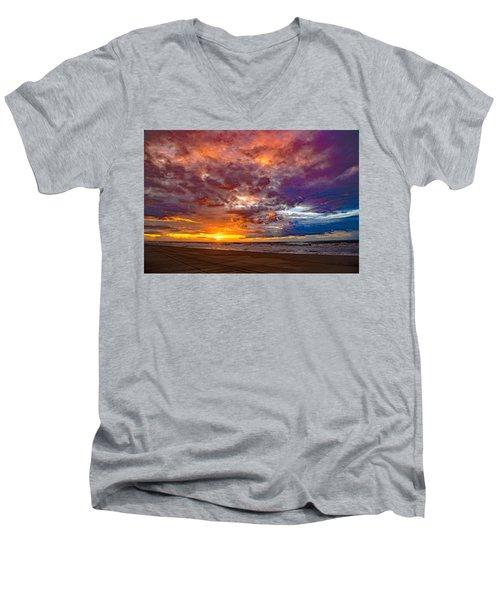 Revelation Men's V-Neck T-Shirt