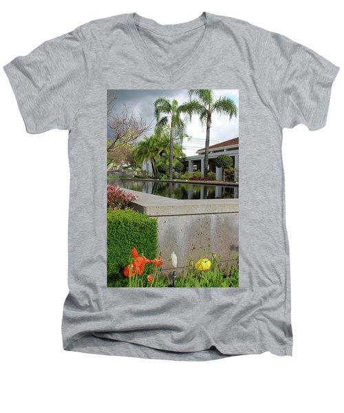 Richard M. Nixon Men's V-Neck T-Shirt