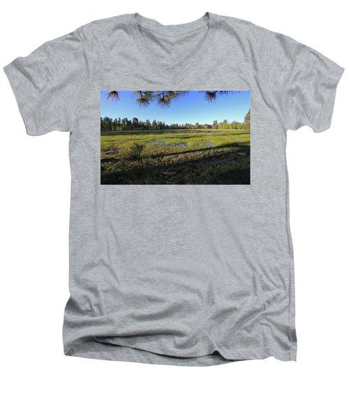 Rim Glade Men's V-Neck T-Shirt