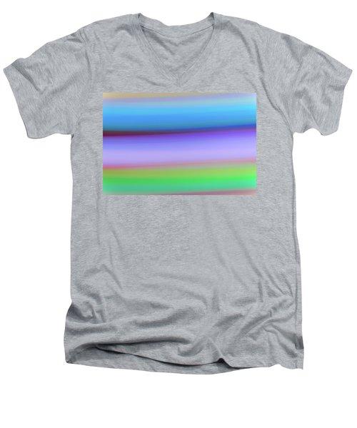 Rings Of Neptune Men's V-Neck T-Shirt