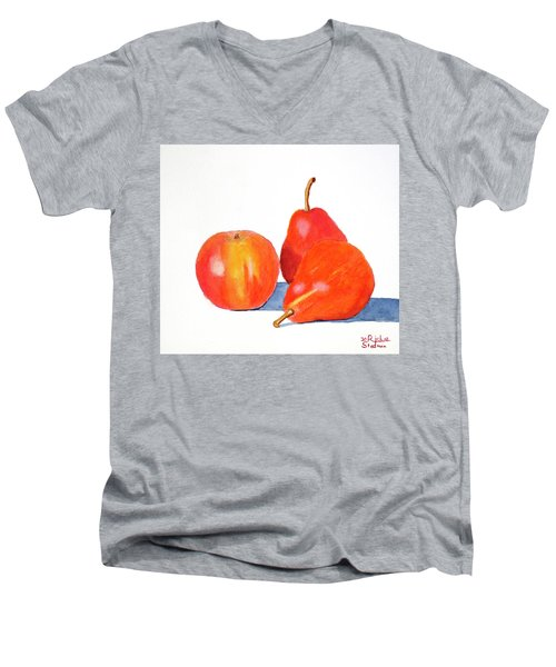 Ripe And Ready To Eat Men's V-Neck T-Shirt