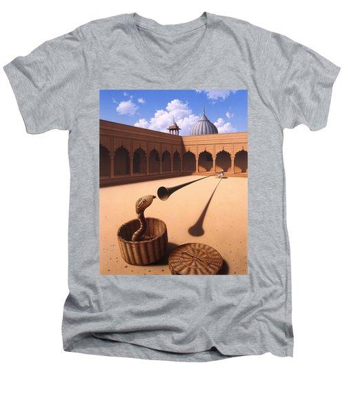 Risk Management Men's V-Neck T-Shirt