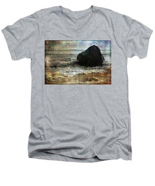 Rock Steady Men's V-Neck T-Shirt