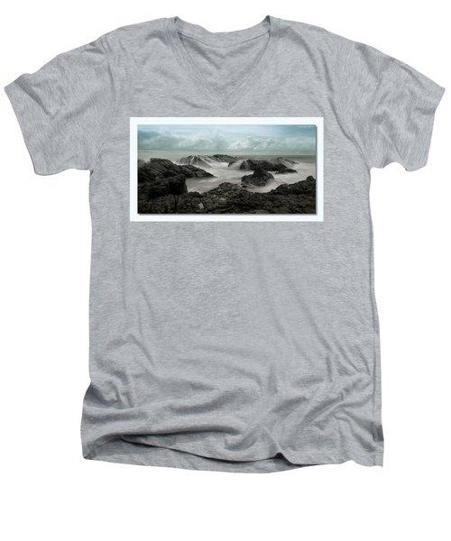Rocky Forster  66881 Men's V-Neck T-Shirt