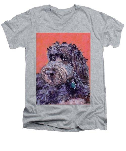 Romi Men's V-Neck T-Shirt