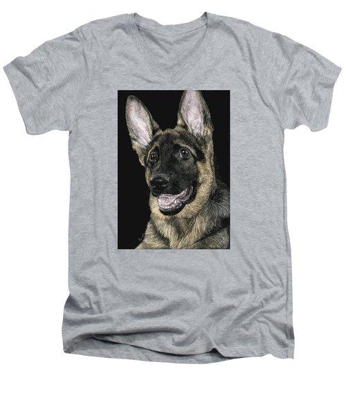 Rommel Men's V-Neck T-Shirt