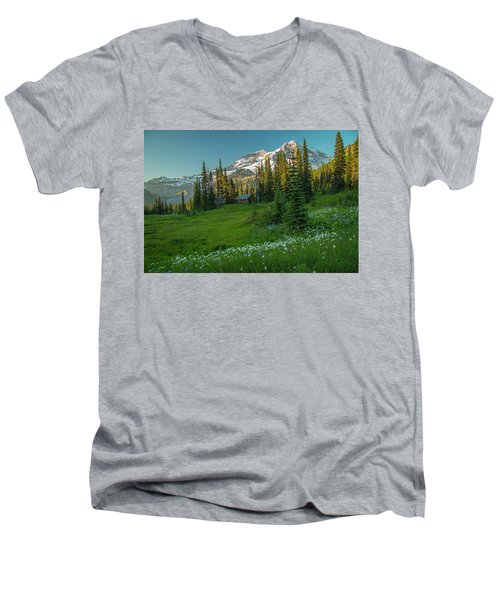 Room With A View 2 Men's V-Neck T-Shirt
