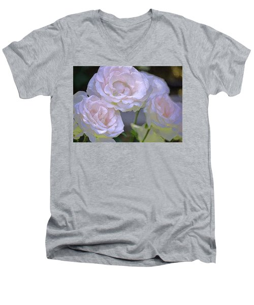 Rose 120 Men's V-Neck T-Shirt