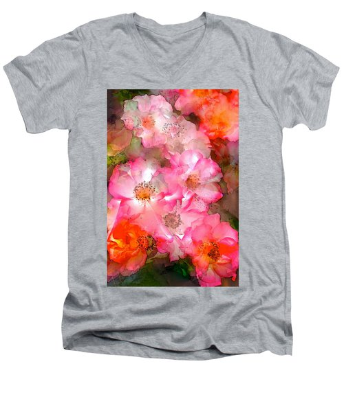 Rose 140 Men's V-Neck T-Shirt