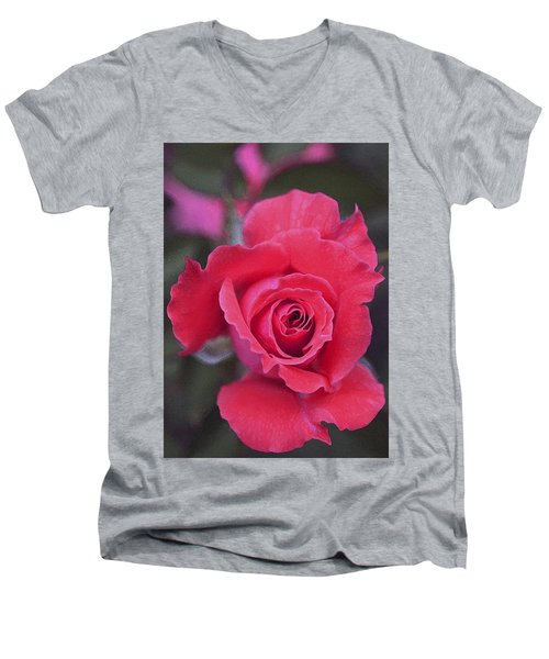 Rose 160 Men's V-Neck T-Shirt