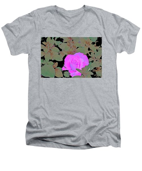 Rose 97 Men's V-Neck T-Shirt