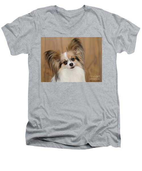 Rosie Men's V-Neck T-Shirt