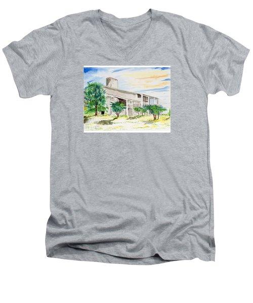 Rounsley Home Men's V-Neck T-Shirt