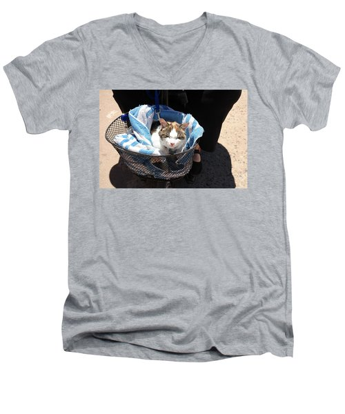 Royal Carriage Men's V-Neck T-Shirt