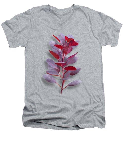 Royal Purple Men's V-Neck T-Shirt