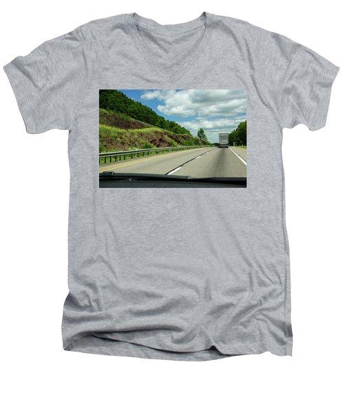 Rtl-1 Men's V-Neck T-Shirt