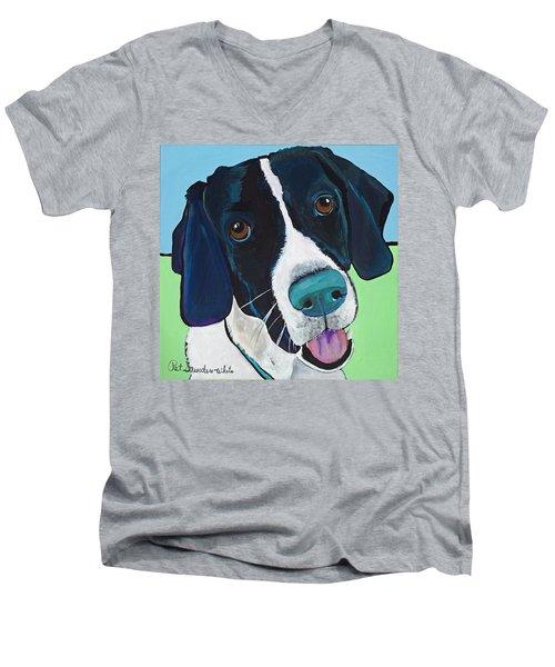 Ruger Men's V-Neck T-Shirt