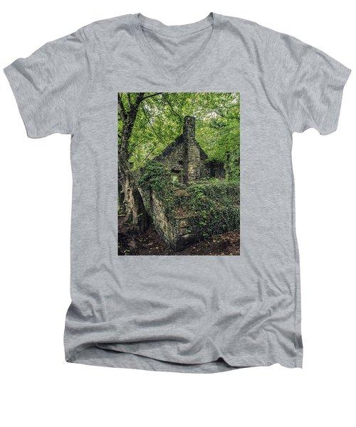 Run Down Mill Men's V-Neck T-Shirt