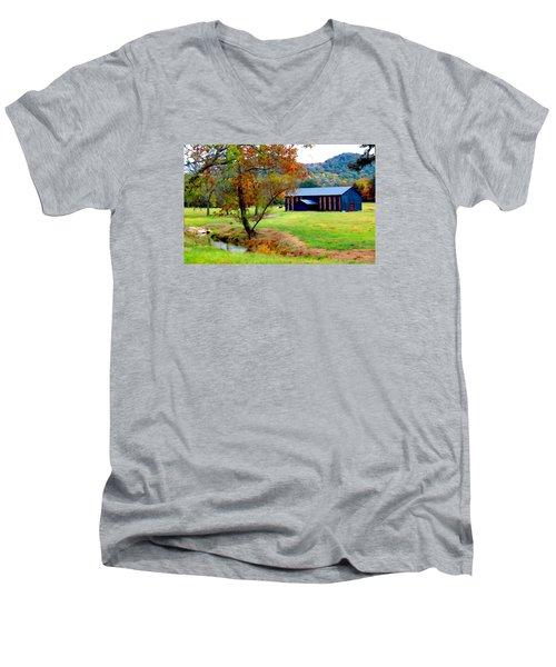 Rural Ky Men's V-Neck T-Shirt