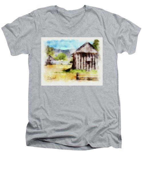 Rural Remnants Men's V-Neck T-Shirt