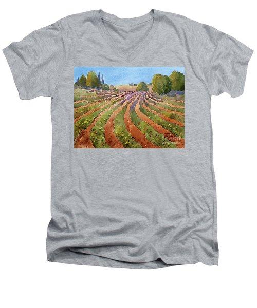 Rural Rhythm Men's V-Neck T-Shirt